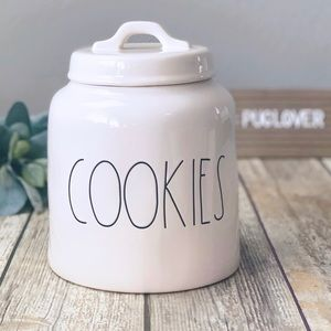 RAE DUNN canister { COOKIES }